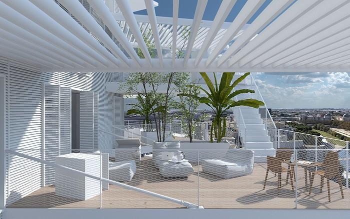 Larbre blanc Montpellier 3
