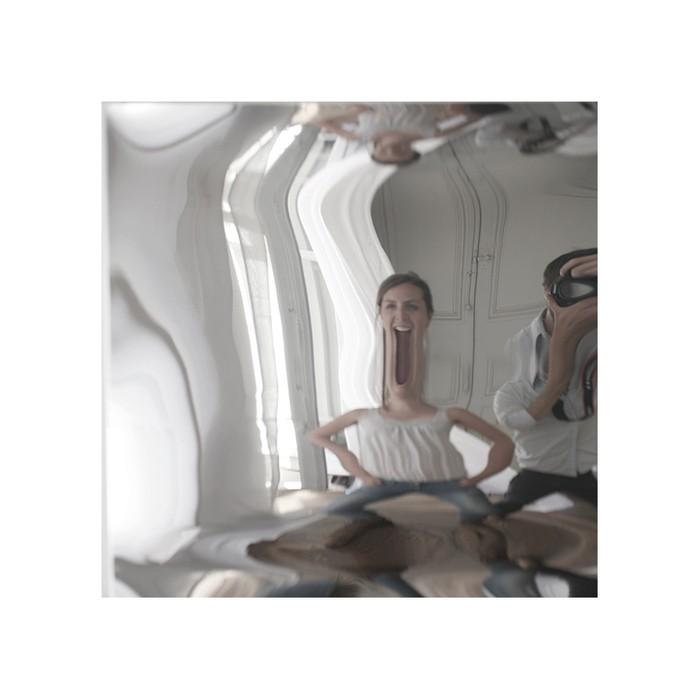 miroir deformant 94x94 vidame
