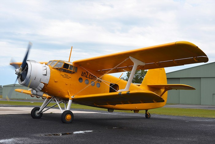 Antonov An 2 Colt VH CCE