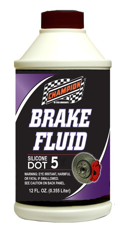 4055K  Dot 5 Silicone Hi Temp Brake Fluid