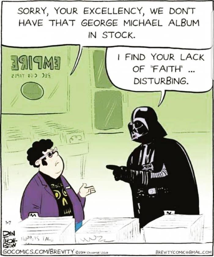 Vader mechanical breathing
