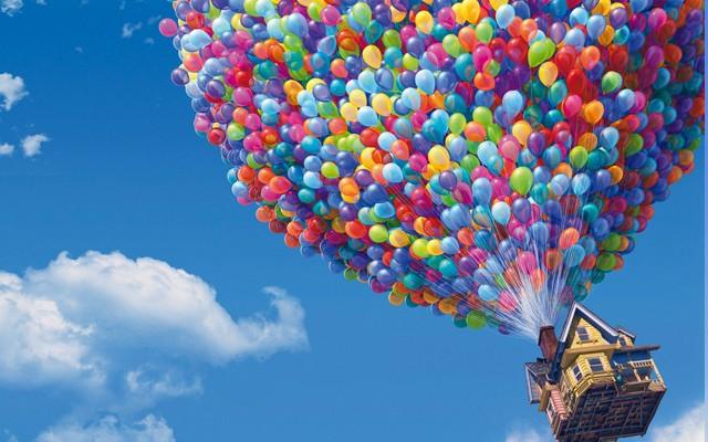 Up Pixar Paris