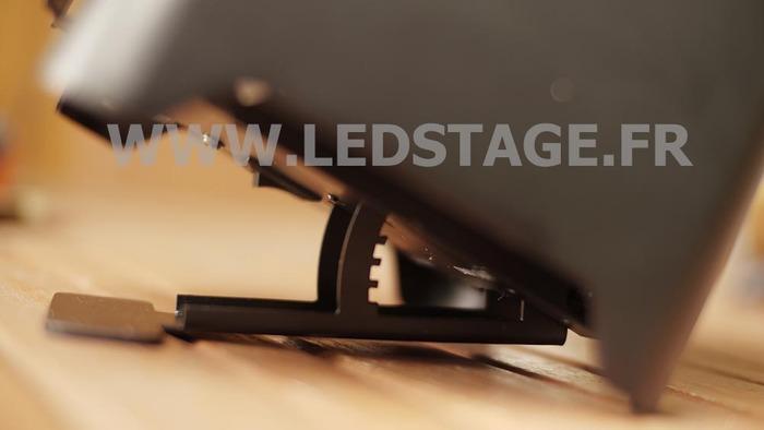 Ledstage Projecteur autonome RGBWA+UV LS418HF Ledstage images