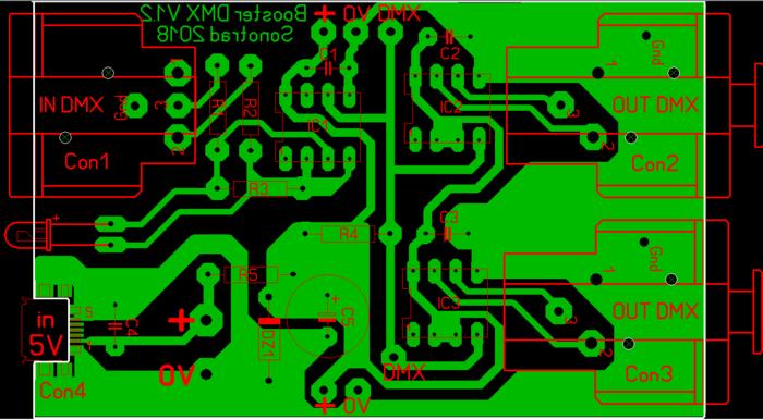 booster dmx v1 2