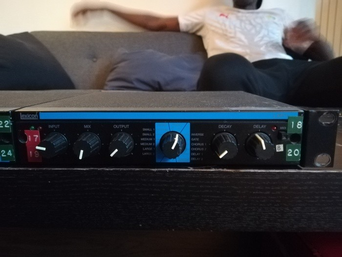 BSS Audio DPR 901 (435)