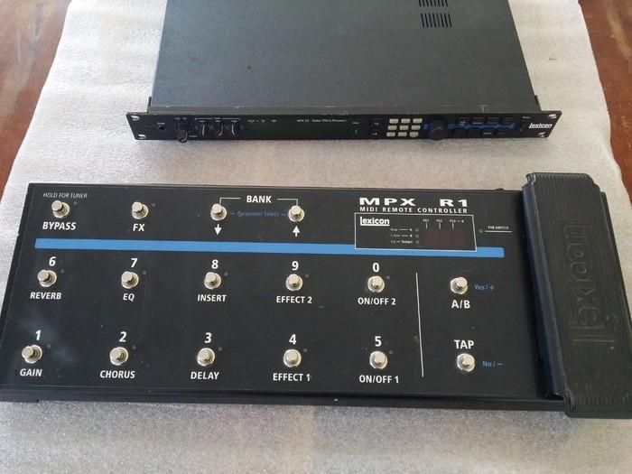 Lexicon MPX G2 (22031)