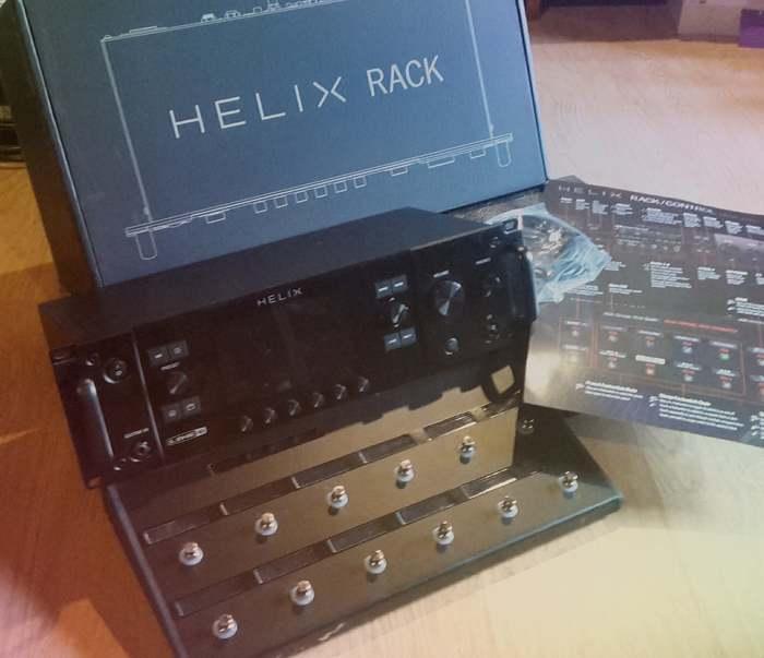 Line 6 Helix Rack (44218)