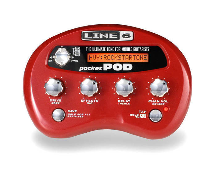 Line 6 Pocket POD (85658)
