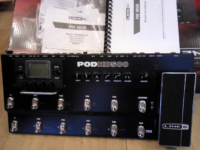 Line 6 POD HD500 (63339)