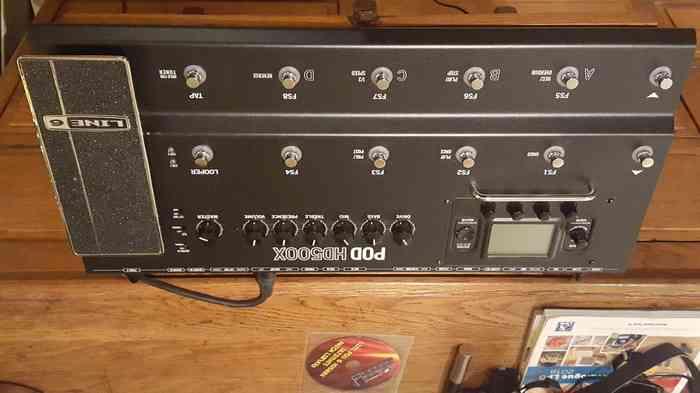 Line 6 POD HD500X (21524)
