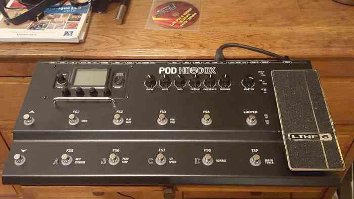 Line 6 POD HD500X (61158)
