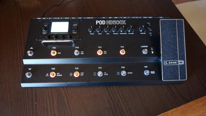 Line 6 POD HD500X (20018)