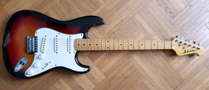 Live Stratocaster (92199)