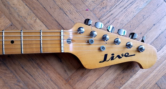 Live Stratocaster (75366)