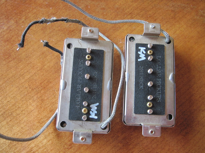 Lollar single coil for humbucker review