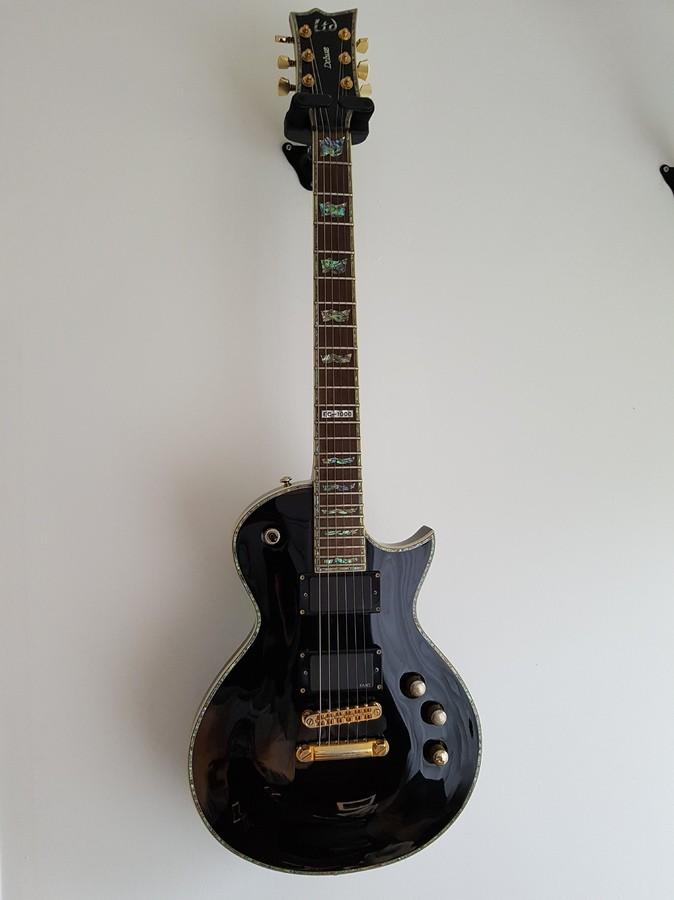 LTD EC-1000 Rosewood - Black (33508)