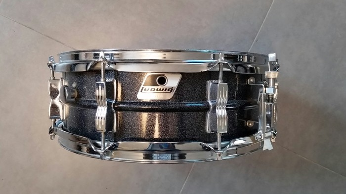Ludwig Drums 6.5x14 acrolite black galaxy (64468)