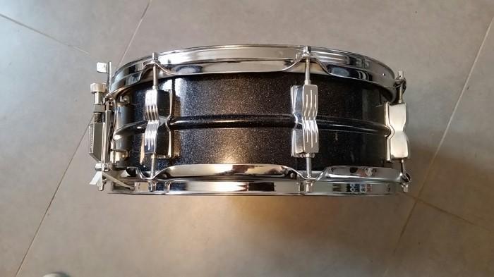Ludwig Drums 6.5x14 acrolite black galaxy (43462)