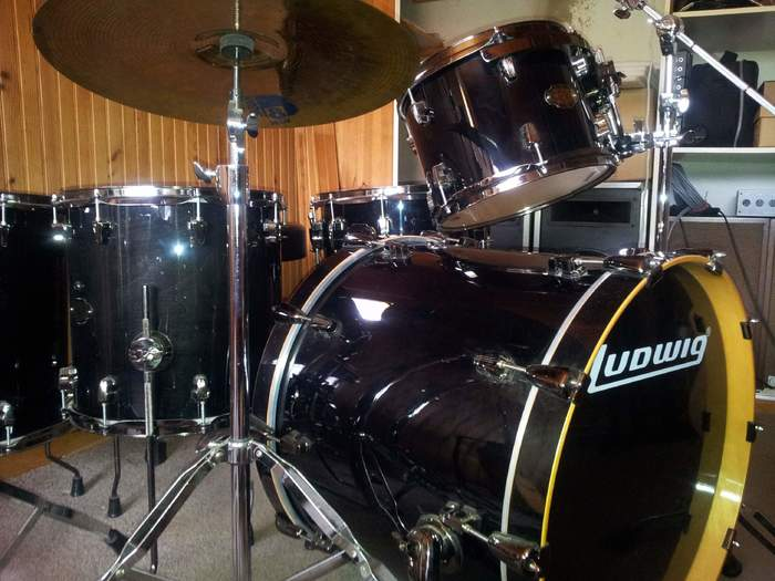 Ludwig Drums Epic Series