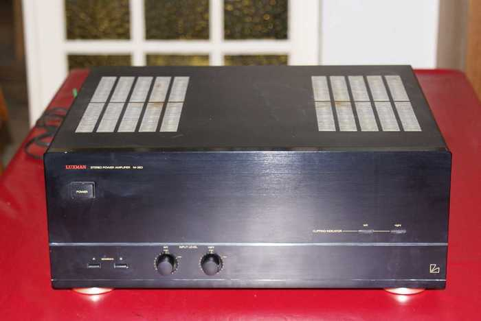 Luxman M-O2 / C-02 (77554)