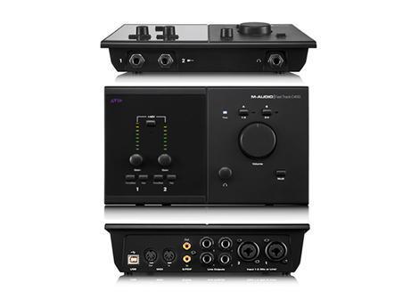 photo m audio fast track c400 m audio fast track c400 549786 1432739 audiofanzine. Black Bedroom Furniture Sets. Home Design Ideas