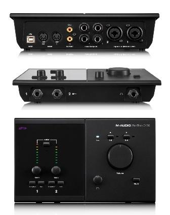 M audio c400