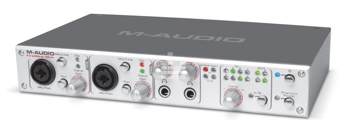 M audio 1814 firewire driver