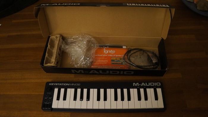M-Audio Keystation Mini 32 II (16674)