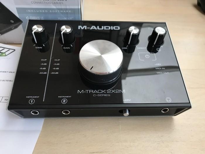 M-Audio M-Track 2x2 (77818)