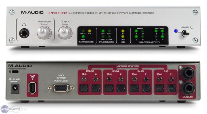 M-Audio ProFire Lightbridge (30572)