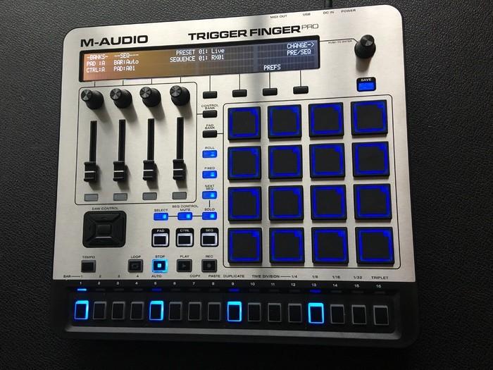 M-Audio Trigger Finger Pro (52496)
