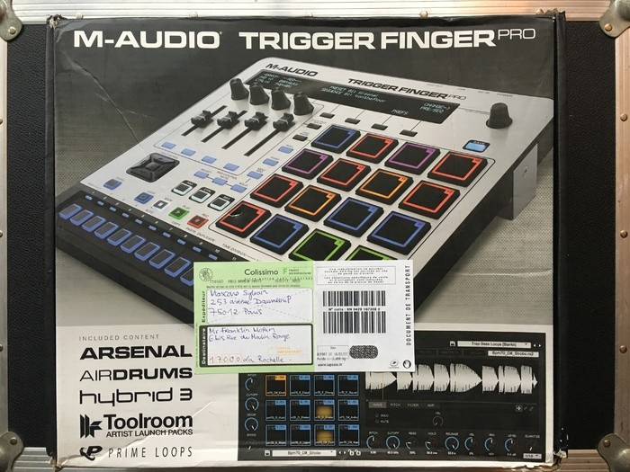 M-Audio Trigger Finger Pro (54938)