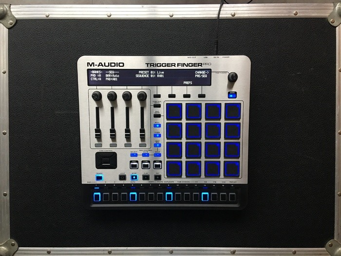 M-Audio Trigger Finger Pro (77219)