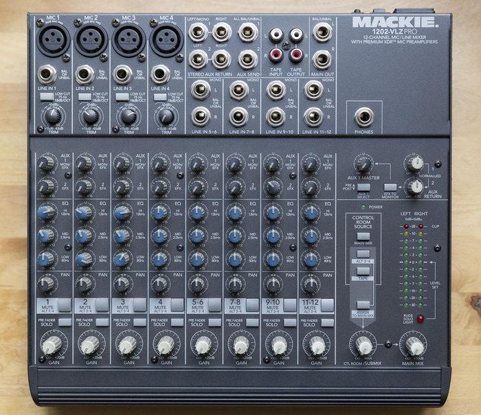 mackie 1202 vlz pro image 956560 audiofanzine. Black Bedroom Furniture Sets. Home Design Ideas