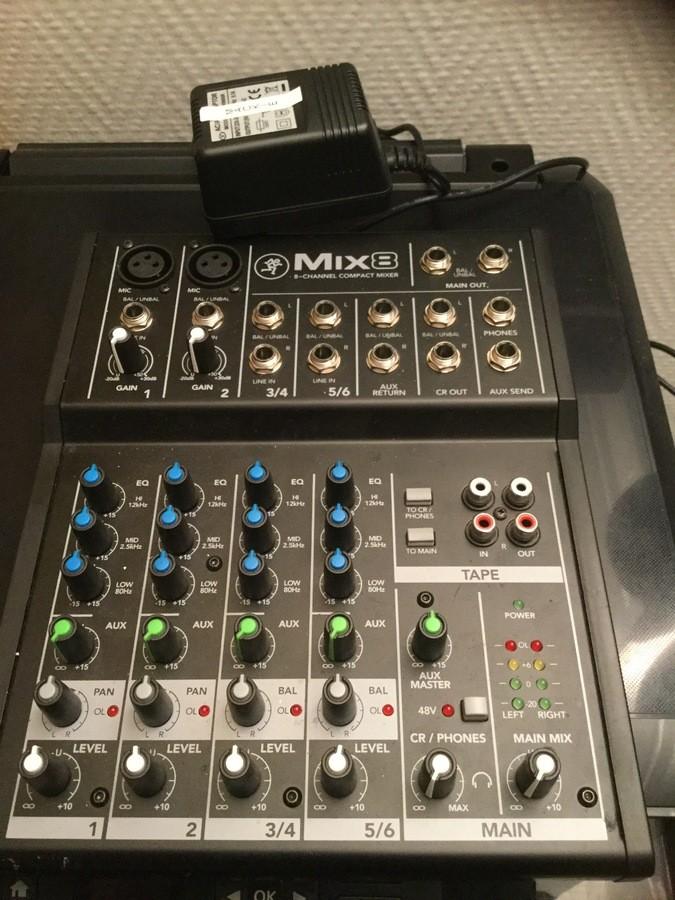 Mackie Mix8 (65445)