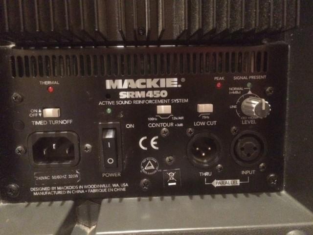 Mackie SRM450 (54351)