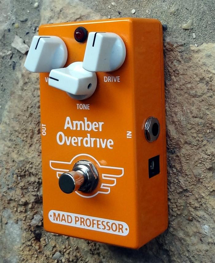 Mad Professor Amber Overdrive (70061)