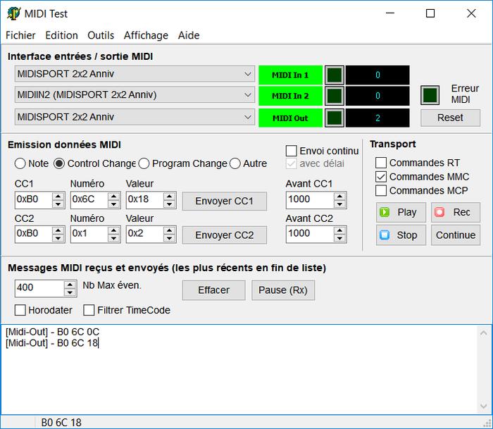 MIDI Test