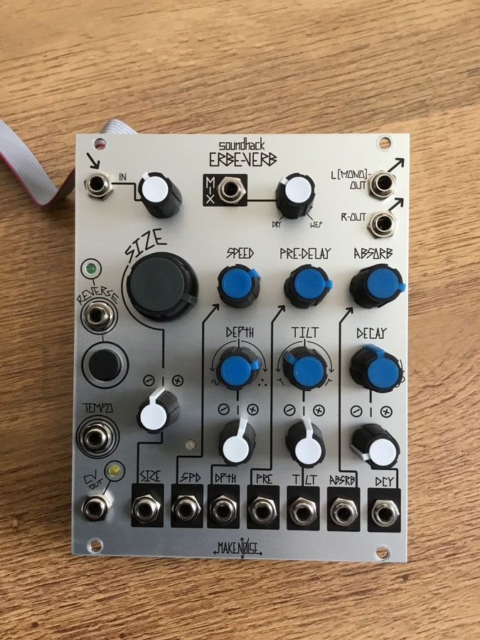 Make Noise Erbe-Verb (43850)