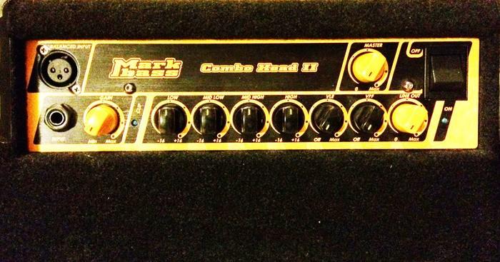 Markbass Mini CMD 121P (82245)