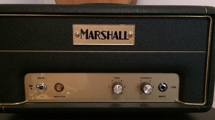 Marshall 1960s JTM1H (8017)