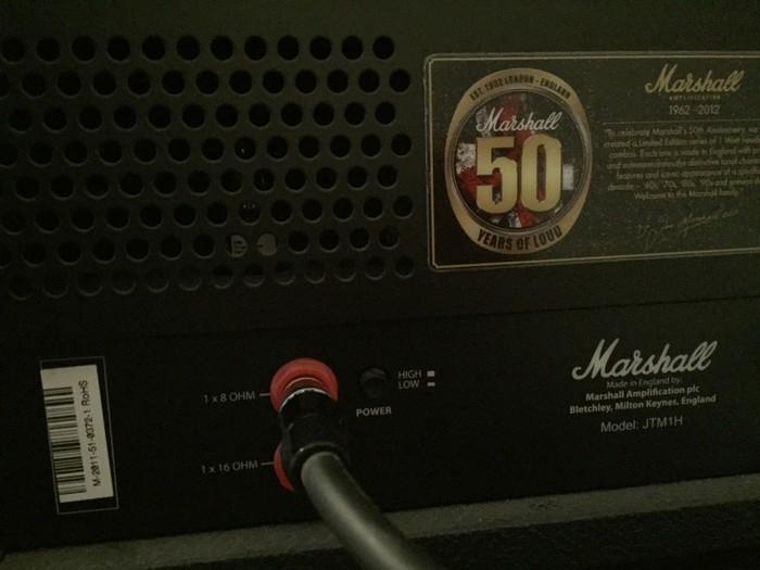 Marshall 1960s JTM1H (70528)