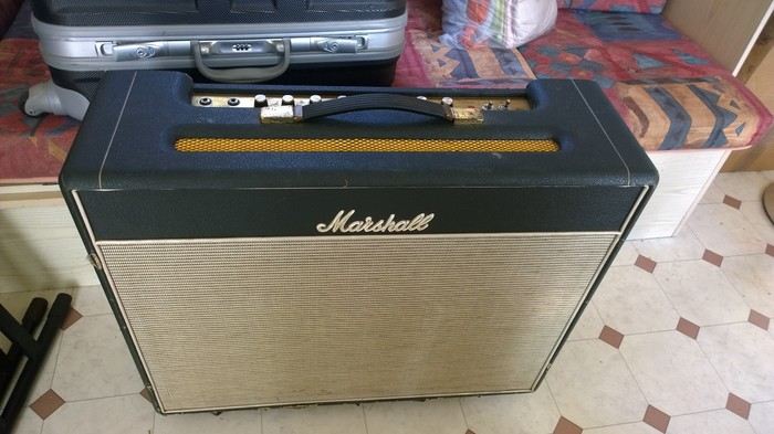 Marshall 1962 Bluesbreaker Loran hozor images