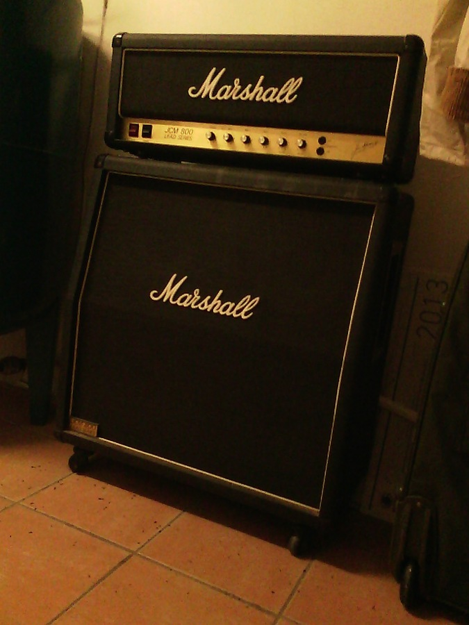 Marshall 1987 JCM800 Lead [1981-1989] gino/gino images