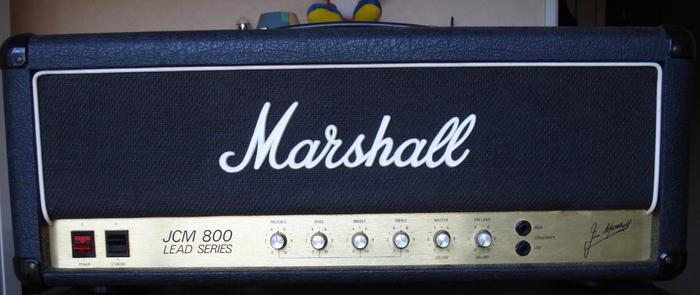 marshall 2203 jcm800 master volume lead 1981 1989 image 1166601 audiofanzine. Black Bedroom Furniture Sets. Home Design Ideas