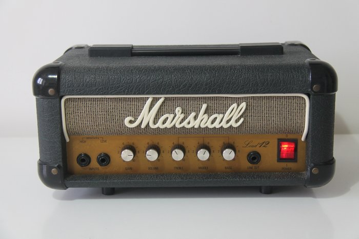 Marshall 3005 Lead 12 Micro Stack (66914)