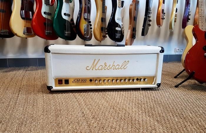 Marshall 4500 JCM900 Dual Reverb [1990-1999]
