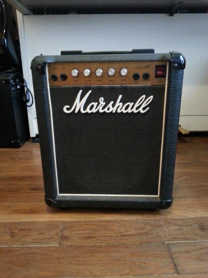 marshall 5005 lead 12 image 690964 audiofanzine. Black Bedroom Furniture Sets. Home Design Ideas