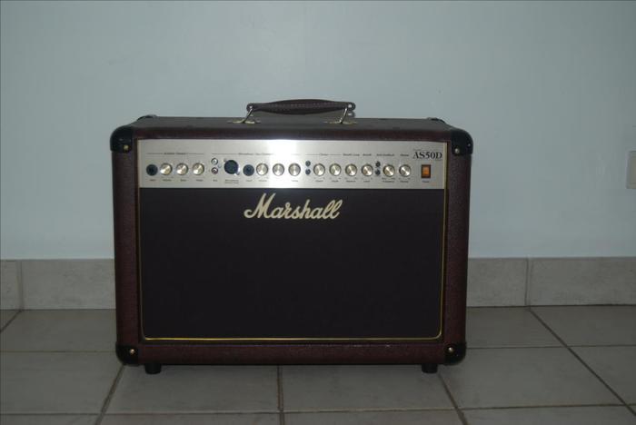 amplis guitare lectro acoustique marshall as50d rh ne. Black Bedroom Furniture Sets. Home Design Ideas