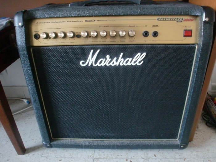 Photo Marshall AVT50 : Marshall AVT50 (57680) (#799646) - Audiofanzine